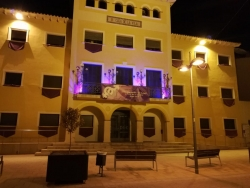 Ajuntament lila 2019