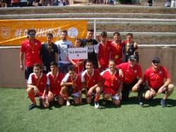 guanyadors torneig Copa Penedès TV