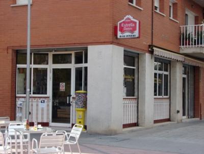 Bar Restaurant Jeneri